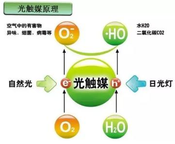 光触媒除甲醛